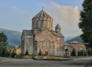 St. Grigor Narekatsi Armenian Church of Vanadzor (Saint Gregory of Narek cathedral)